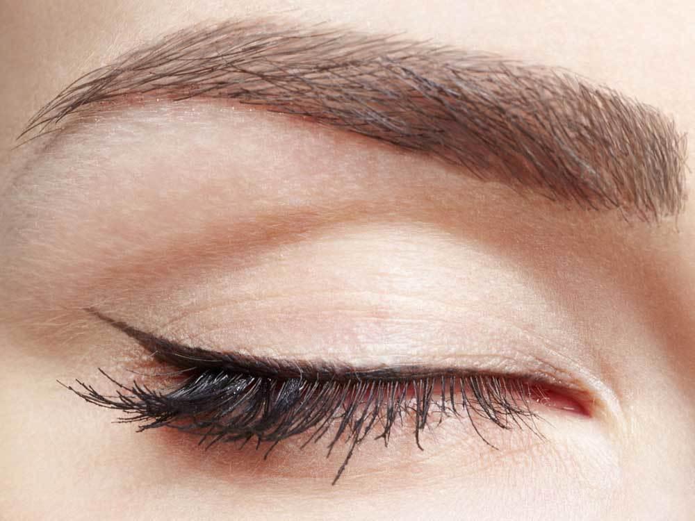 Augenbrauen Microblading