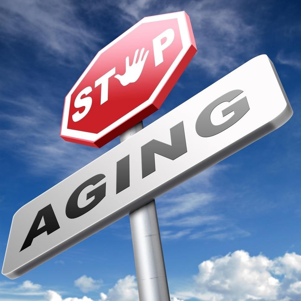 Stop Aging durch anti Aging Behandlung